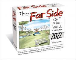 Far Side 2022 Off the wall Calendar