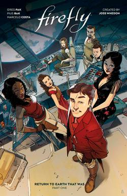 Firefly: Return to Earth That Was Vol 1