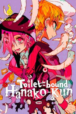 Toilet-Bound Hanako-Kun Vol 10