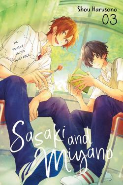 Sasaki and Miyano Vol 3