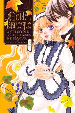 Golden Japanesque A Yokohama Love Story Vol 3