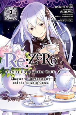 Re: Zero Chapter 4: Part 2