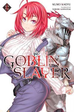 Goblin Slayer Light Novel 12