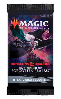 Magic Adventures in the Forgotten Realms  - Draft Booster