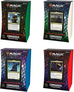 Magic Adventures in the Forgotten Realms  - Commander Deck