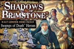 Alt Gender Hero Pack, Swamps of Death