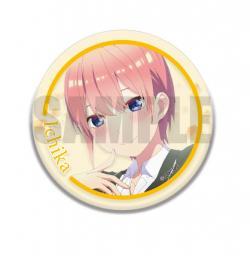 3W Can Badge Nakano Ichika