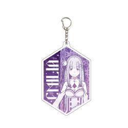 Acrylic Key Chain 02 Emilia