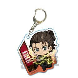 Action Series Key Chain Eren Yeager