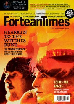 Fortean Times Nr 406, June 2021