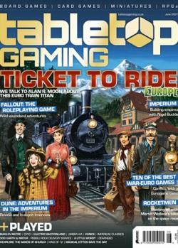 Tabletop Gaming #55, June 2021