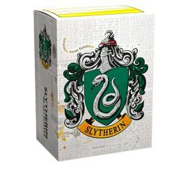 Harry Potter Boardgame Sleeves Slytherin Standard