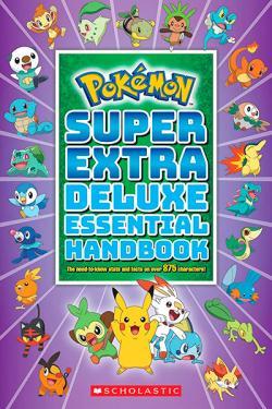 Pokemon Super Extra Deluxe Essential Handbook