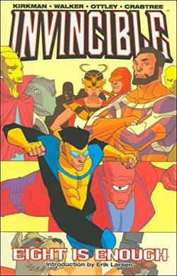 Invincible Vol 2: Eight is Enough