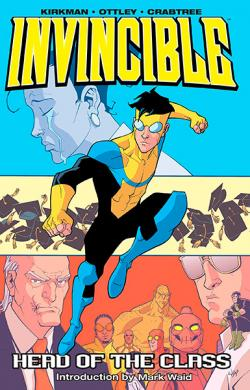 Invincible Vol 4: Head of the Class
