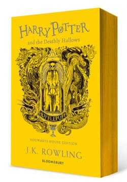 Harry Potter and the Deathly Hallows (Hufflepuff Edition)