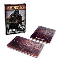 House Cawdor Gang Tactical Cards