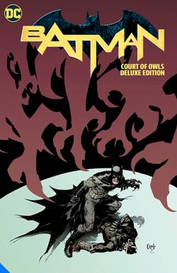 Batman: The Court of Owls Deluxe Edition