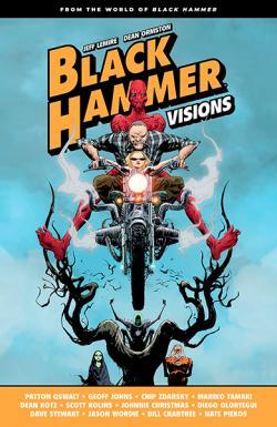 Black Hammer Visions Vol 1