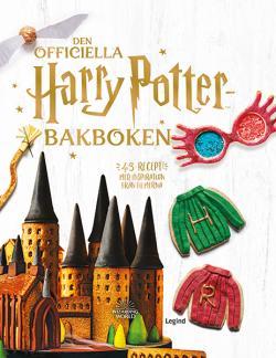 Den officiella Harry Potter-bakboken