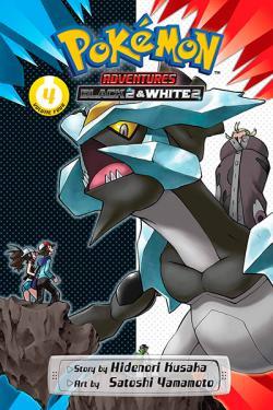 Pokemon Adventures Black 2 & White 2 Vol 4