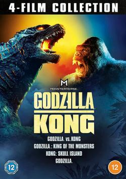Godzilla and Kong: 4-film Collection