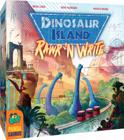 Dinosaur Island - Rawr'N'Write