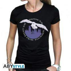 Hedwig Waiting for my Letter Ladies T-Shirt