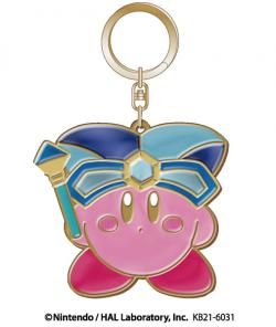 Mystic Perfume Stained Glass Style Key Chain
