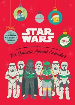 The Galactic Advent Calendar