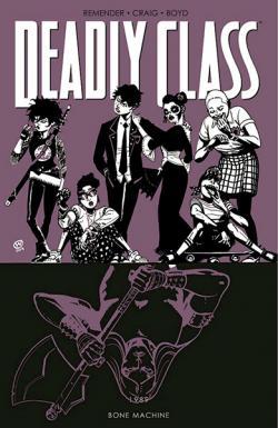 Deadly Class Vol 9