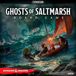 Dungeon & Dragons - Ghosts of Saltmarsh Board Game Expansion