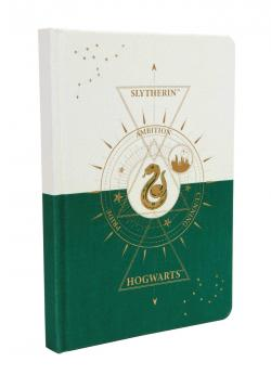 Slytherin Constellation Hardcover Ruled Journal