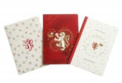 Gryffindor Constellation Sewn Notebook Collection