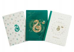 Slytherin Constellation Sewn Notebook Collection