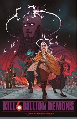 Kill Six Billion Demons Book 4: King of Swords