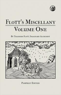 Flott's Miscellany Volume One (Pamphlet Edition)