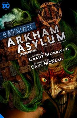 Arkham Asylum (Deluxe Edition)