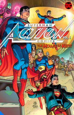 Action Comics Vol 5: The House of Kent