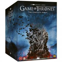 Game of Thrones, Season 1-8
