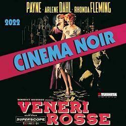 Cinema Noir 2022 Wall Calendar