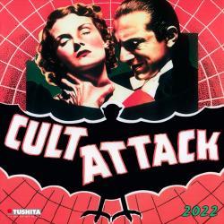 Cult Attack 2022 Wall Calendar