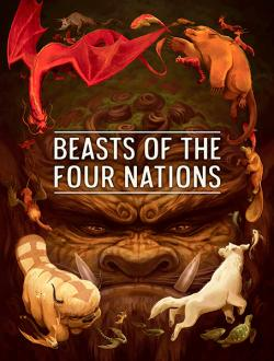 Beast of the Four Nations: Creatures from Avatar The Last Airbender