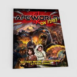 Apeworld on Fire!