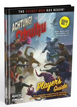 Achtung! Cthulhu 2d20: Player's Guide