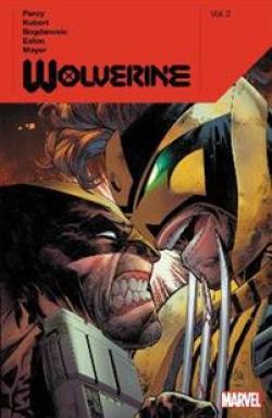Wolverine By Benjamin Percy Vol 2