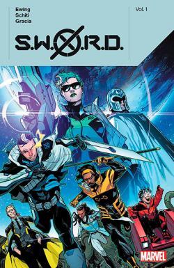 S.W.O.R.D. by Al Ewing Vol 1