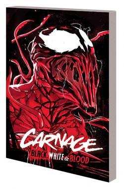 Carnage: Black, White & Blood Treasure Edition