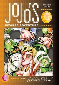 Jojo's Bizarre Adventure Golden Wind Vol 1