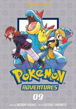 Pokemon Adventures Collector's Edition Vol 9